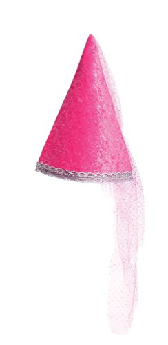 Great Pretenders Dark Pink Diamond Sparkle Hat