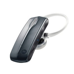 Motorola 89420N Command One Bluetooth Headset Dual Microphone Technology Cancel Background Noise (Cellular Other)