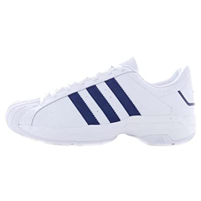 Adidas Original SS 2G Fresh White Navy 2012 Mens Lowcut