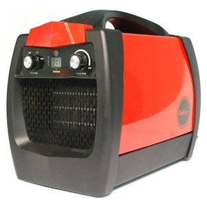 BRUJT Redcore 15828RC Hot Box Infrared Portable Shop and Garage Heater
