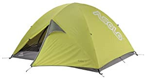 Asolo Equipment Astro 2-Person Backpacking Tent (Light Green)