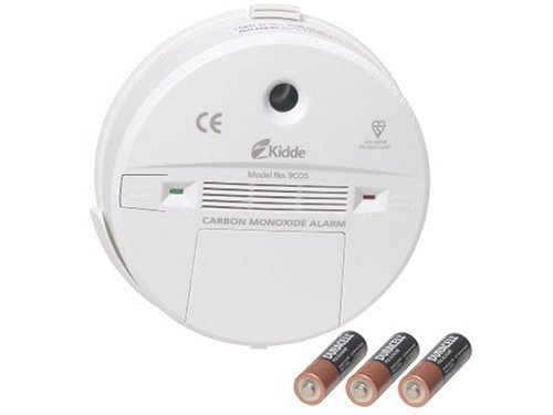 Kidde 9CO-5UK Carbon Monoxide Detector