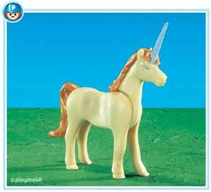 Playmobil Gold Unicorn