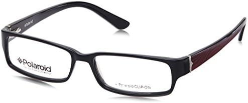 Polaroid Full Rim Eyewear Frame (Black ) (P5002D)