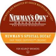 Newman's Own Special Blend Extra Bold DECAF Coffee * 2 Boxes of 24 K-Cups *