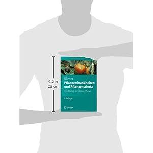 Pflanzenkrankheiten und Pflanzenschutz (Springer-Lehrbuch) (German Edition)