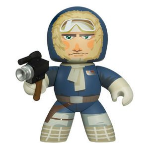Star Wars Mighty Muggs Series 6 Han Solo In Hoth Gear Figure