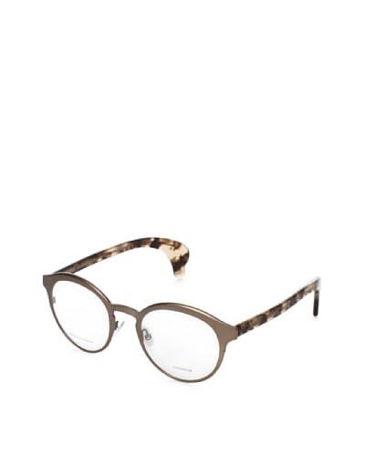 Bottega Veneta Women's BV212 Eyeglasses, Havana/Rose