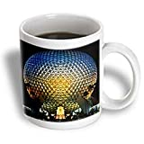 Florida, Orlando. Epcot Center at Walt Disney World - US10 BBA0072 - Bill Bachmann - 15oz Mug