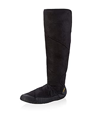 Vibram Furoshiki Zapatos Casual High-Boot (Negro)