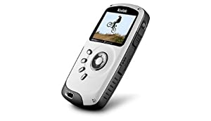 Kodak Playsport Zx3 HD Waterproof Pocket Video Camera Black