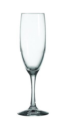 Anchor Hocking Everton 6-Ounce Champagne Flutes, Set of 12