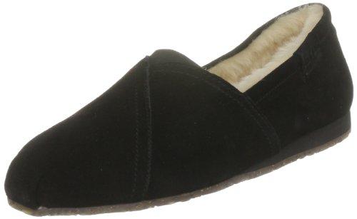 Emu Australia Women's Carlton Black Outdoor Sole W10107 8 UK, 42 EU, 10 US