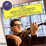 Beethoven : Concerto Pour Violon opus 61 / Mozart : Concerto pour violon No. 5par Ludwig van Beethoven
