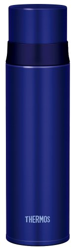 Thermos Stainless Slim Bottle 0.5L Blue (FFM-500 BL)
