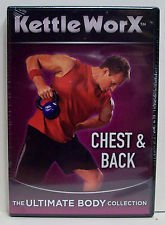 KettleWorX DVD: Chest & Back (from the Ultimate Body Collection)
