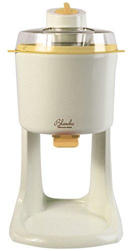 わがんせ ソフトクリームメーカー Blanche(ブランシェ) WGSM892 WGSM892
