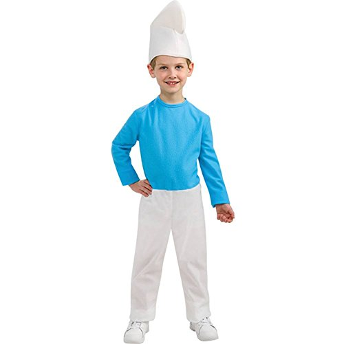Smurf Kids Costume - 1
