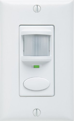Sensor Switch Wsd Wh Control Wall Switch Sensor, White