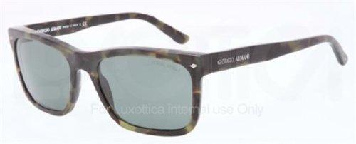 Giorgio Armani 8028 517437 Tortoise 8028 Wayfarer Sunglasses Lens Category 3