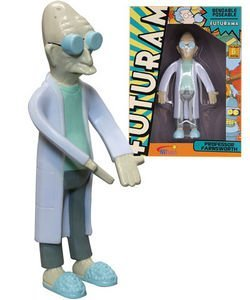 Futurama Professor Farnsworth Toy - 1