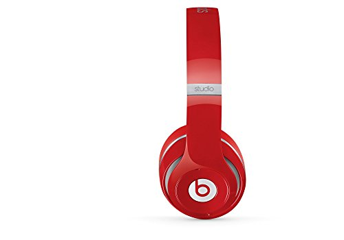 Beats by Dre Studio 2.0 Wireless Over-Ear Headphones - Red (Open Box)