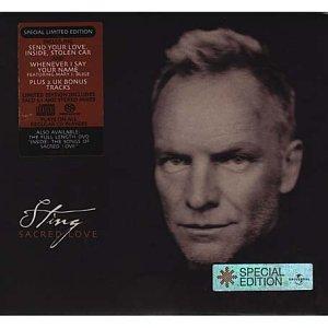 Sting - Sacred Love [HYBRID SACD] - Zortam Music