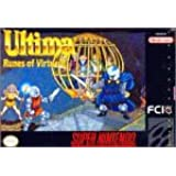 Ultima: Runes of Virtue II - Nintendo Super NES