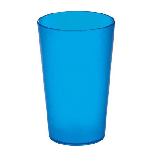 Koziol rio bicchiere per spazzolino plastica blu trasparente 5828598 - Accessori bagno plexiglass amazon ...