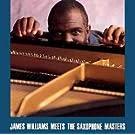Meets the saxophone masters (1992, feat. George Coleman, Joe Henderson, Billy Pierce..)