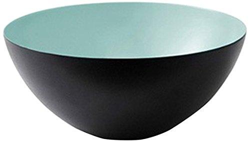 Bol verde menta y negro