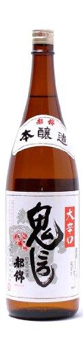 Iwaminokuni Onikoroshi Sake 1.8L