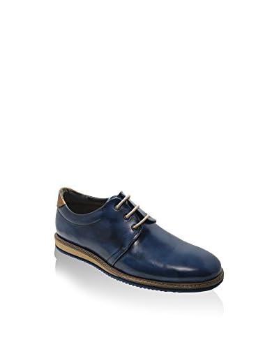 Heritage Zapatos derby Azul