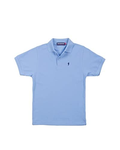Polo Club Original Mini Rigby Azul Celeste