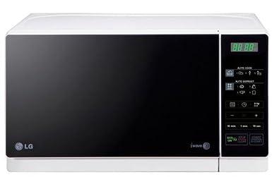 LG MH6043HAS Micro-ondes 20 L Blanc