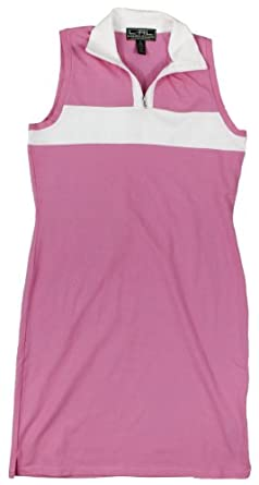 Lauren Ralph Lauren Active Ladies Golf Sleeveless Mock Neck Dress by RALPH LAUREN