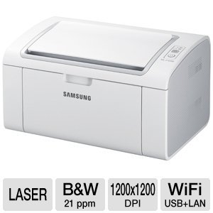 Samsung ML-2165W Wireless Monochrome Printer