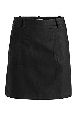 edc by Esprit Women's 046cc1d011-with Linen Skirt