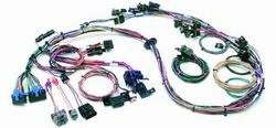 painless fuel injection wiring harness for 1988 1993 chevy s10 blazer automotive