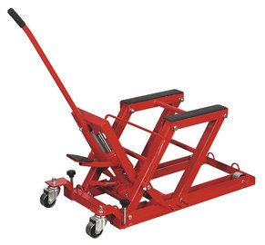 Sealey MC480 - Motorcycle  &  Quad Lift Yankee 550kg Hydraulic