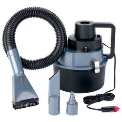 Titanium Dirt Magic Heavy-Duty Wet/Dry Auto Or Garage Vac , Heavy Duty Auto Wet/Dry Vac front-414935