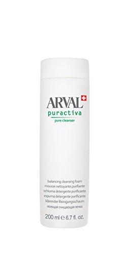Arval Puractiva Schiuma Detergente Purificante - Flacone 200 ml