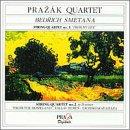 Smetana : string quartet 1 & 2