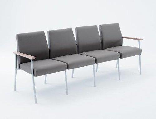 Lesro S4801G7 Mystic Series 4 Seat Sofa - Standard Fabric