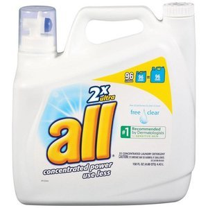 All Hypoallergenic Detergent