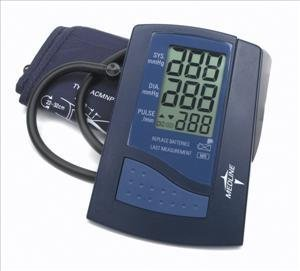 Cheap Medline Automatic Digital Blood Pressure Monitor, Large Adult (MDS2001LA)