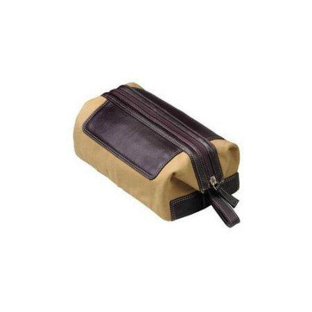 Winn-Heavy-Duty-Cotton-CanvasLeather-Trim-Lightweight-Travel-Kit