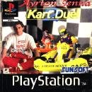 Ayrton senna kart duel 2 playstation ps1