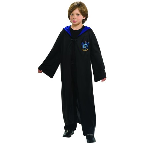 Ravenclaw Hooded Robe Costume - Large
