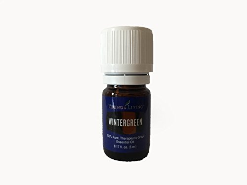 Young Living Wintergreen Essential Oil 5 ml